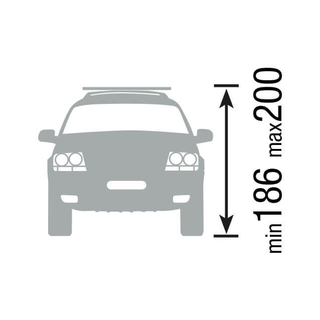 altezza auto